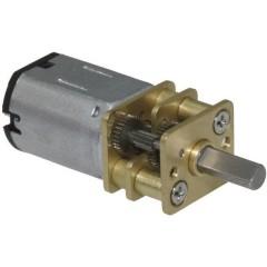 Micro motoriduttore G 100 Ingranaggi di metallo 1:100 15 - 225 giri/min