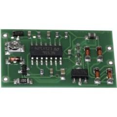 Controllore di velocità 6 - 18 V (L x L x A) 31 x 20 x 8 mm