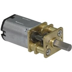 Micro motoriduttore G 298 Ingranaggi di metallo 1:298 5 - 75 giri/min