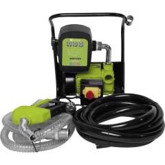 Pompa elettrica per olii e diesel 230 V 2400 l/h con spina di sicurezza, con contattore