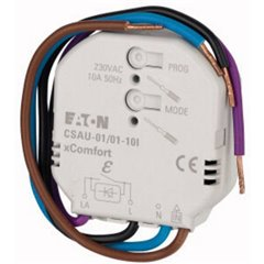 CSAU-01/01-10I xComfort Attuatore interruttore Potenza di commutazione (max) 2300 W