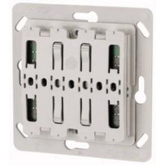 CTAA-01/04-LED xComfort 1 canale Interruttore a parete Grigio