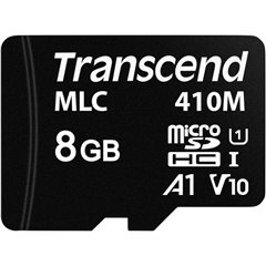 Scheda microSD 8 GB Class 10 UHS-I