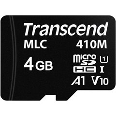 Scheda microSD 4 GB Class 10 UHS-I