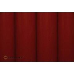 Pellicola termoadesiva (L x L) 2 m x 60 cm Rosso