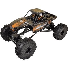 Crawler Pirate Swinger Brushed 1:10 Automodello Elettrica 4WD RtR 2,4 GHz