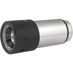 Automative Stainless LED (monocolore) Mini torcia elettrica a batteria ricaricabile 80 lm 43 g
