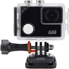 Lyfe Silver Action camera 4K, WLAN, Touch screen