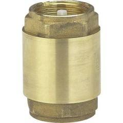 Valvola di non ritorno 39,0 mm (1 1/4) FI Ottone