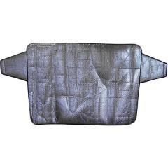 Copertura vetri auto superficie in alluminio, oscuramento (L x A) 1800 mm x 850 mm Camion, SUV, Van, Bus Argento