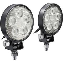 Faro da lavoro 12 V, 24 V LEDriving® ROUND VX70-SP Luce a fascio largo (L x L x A) 93 x 30 x 75