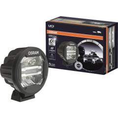 LEDriving® ROUND MX180-CB LED (monocolore) anteriore (L x L x A) 201 x 176 x 126 mm