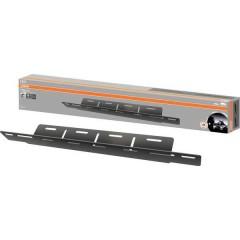 Supporto LICENSE PLATE BRACKET AX (L x L x A) 93 x 686 x 71 mm