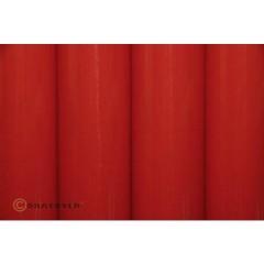 Pellicola termoadesiva (L x L) 2 m x 60 cm Rosso chiaro
