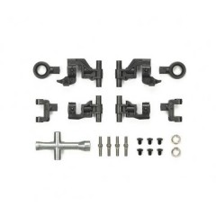 Parte di ricambio TT-02 Set top Wishbone / regolabile