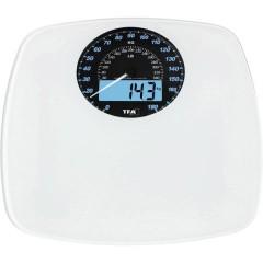 SWING Bilancia pesapersone digitale Portata max.=180 kg Bianco