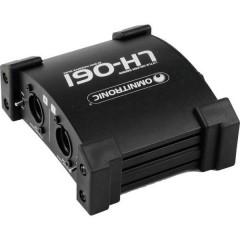 LH-061 PRO Box DI passivo 2 canali
