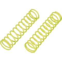Molle tuning per ammortizzatori 1:8 Media Giallo Neon 80.5 mm 2 pz.
