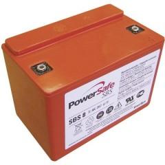 Hawker Longlife PowerSafe Batteria al piombo 6 V 7 Ah Piombo-AGM (L x A x P) 138 x 99 x 86 mm Vite M4