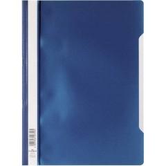 2573 Cartellina con fermaglio Blu DIN A4