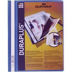 Cartellina con fermaglio Blu DIN A4 1 pz.