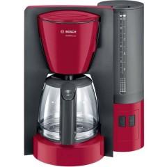 ComfortLine Macchina per il caffè Rosso Capacità tazze=10 Caraffa in vetro