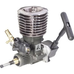 21 CNC Nitro Motore a 2 tempi per automodello 3.46 cm³ 2.28 PS 1.68 kW