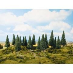 Kit alberi abete 140 fino a 180 mm 6 pz.
