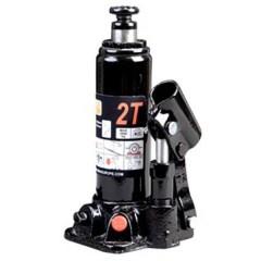 Sollevatore idraulico 8 t Altezza operativa: 23 - 45.7 cm