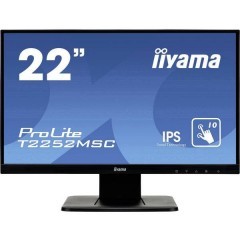 ProLite T2252MSC Monitor touch screen ERP: F (A - G) 54.6 cm (21.5 pollici) 1920 x 1080 Pixel 16:9 7 ms VGA, HDMI