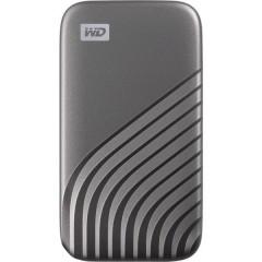 My Passport 1 TB Memoria SSD esterna 2,5 USB-C™ Grigio BAGF0010BGY-WESN