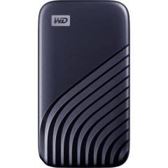 My Passport 500 GB Memoria SSD esterna 2,5 USB-C™ Blu BAGF5000ABL-WESN