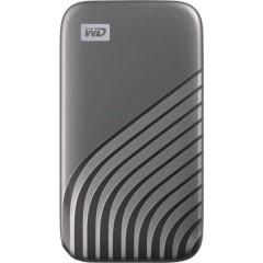 My Passport 500 GB Memoria SSD esterna 2,5 USB-C™ Grigio BAGF5000AGY-WESN