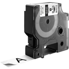 Cassetta nastro IND RHINO 18445 Vinile Colore Nastro: Bianco Colore carattere:Nero 19 mm 5.5 m
