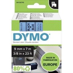 Cassetta nastro D1 40916 Colore Nastro: Blu Colore carattere:Nero 9 mm 7 m