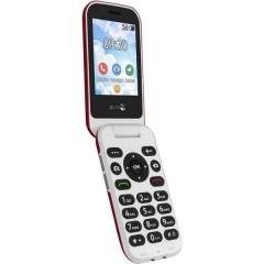 Cellulare senior 7030 Rosso, Bianco