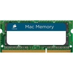 Kit memoria Laptop MAC™ Memory 8 GB 2 x 4 GB RAM DDR3 1066 MHz CL7 7-7-20