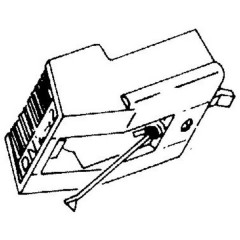 Puntina per giradischi HiFi DN 211/221/236/242