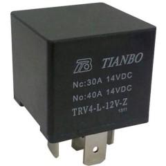 TRV4 L-12V-Z Relè per auto 12 V/DC 1 scambio