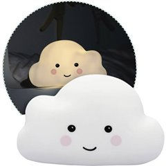 lumilu Sweet Dreams - cloud Lampada notturna nube Bianco caldo Bianco