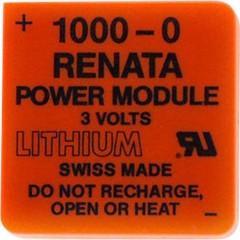 Powermodul Batteria speciale con pin Litio 3 V 950 mAh 1 pz.
