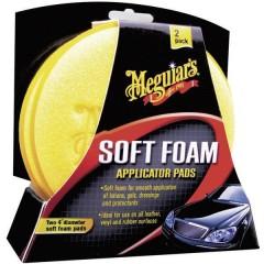 Soft Foam Applicator Pads spugna per aplicazioni 2 pz.