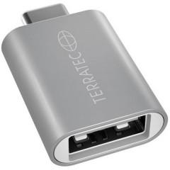 USB 2.0 Adattatore [1x spina USB-C™ - 1x Presa A USB 3.2 Gen 2 (USB 3.1)] CONNECT C1