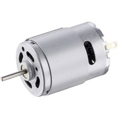Motore elettrico brushed per aeromodelli 15964 giri/min