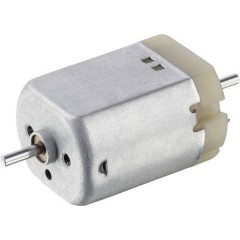Mini motore elettrico brushed 12203 giri/min