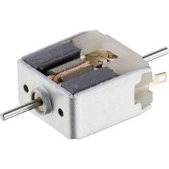 Mini motore elettrico brushed 15300 giri/min