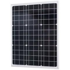 Sun Plus 50 S Pannello solare monocristallino 50 Wp 12 V