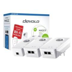 Magic 2 WiFi next Multiroom Kit Powerline WLAN Starter Kit multiroom 2400 Mbit/s