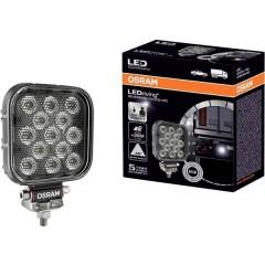 Luce retromarcia 12 V, 24 V LEDriving Reversing VX 120S-WD, quadratischer LED Rückfahrscheinwerfer