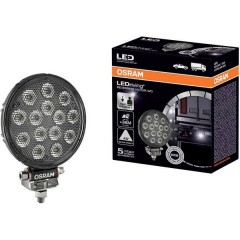 Luce retromarcia 12 V, 24 V LEDriving Reversing VX 120R-WD, runder LED Rückfahrscheinwerfer